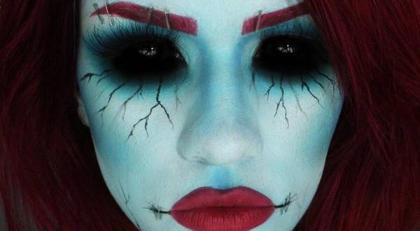 Maquillage Halloween 2016 - 2