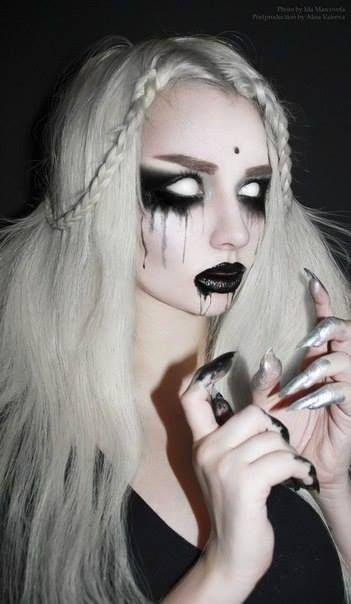 Maquillage Halloween 2016 - 6