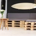 Modèles design du canapé d'angle - 4