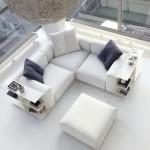 Modèles design du canapé d'angle - 6