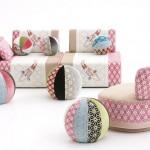 Canapé Tissu pour Enfants - 1