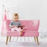 Canapé Tissu pour Enfants - 3