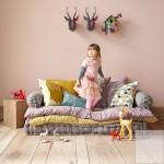 Canapé Tissu pour Enfants - 9