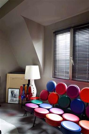 Canapé design 2017 couleurs vives - 1