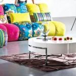 Canapé design 2017 couleurs vives - 4