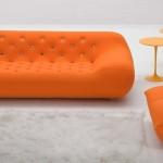 Canapé design 2017 couleurs vives