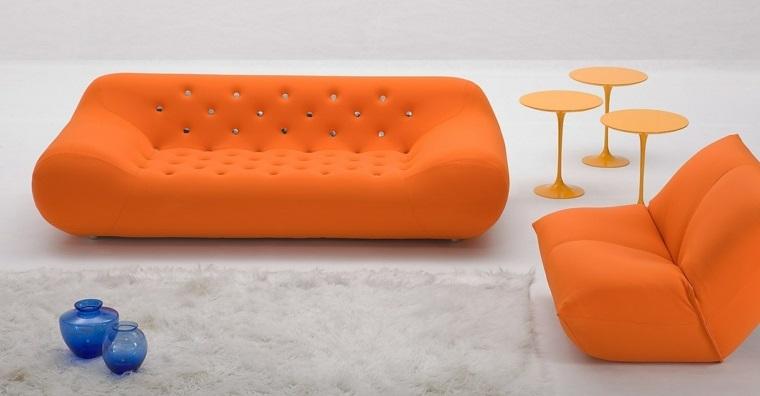 Canapé design 2017 couleurs vives - 5