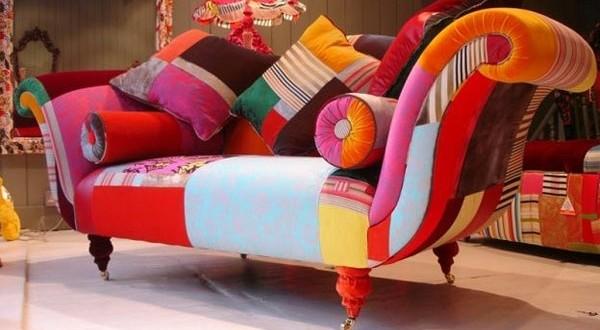 Canapé design 2017 couleurs vives - 6