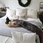 Chambre à coucher Noël 2017 - 1