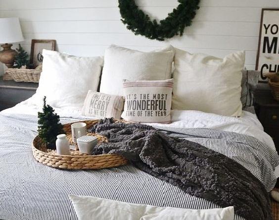 decoration chambre a coucher 2017