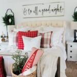 Chambre à coucher Noël 2017 - 5