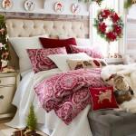 Chambre à coucher Noël 2017 - 8