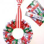 Couronne de Noël Originale DIY - Méthode 6