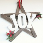 Couronne de Noël Originale DIY - Méthode 7
