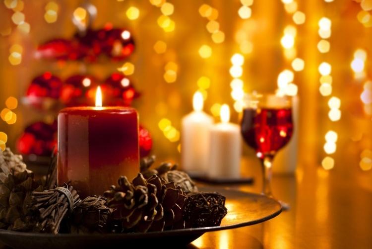 Décoration Bougies Noël 2017 - 5