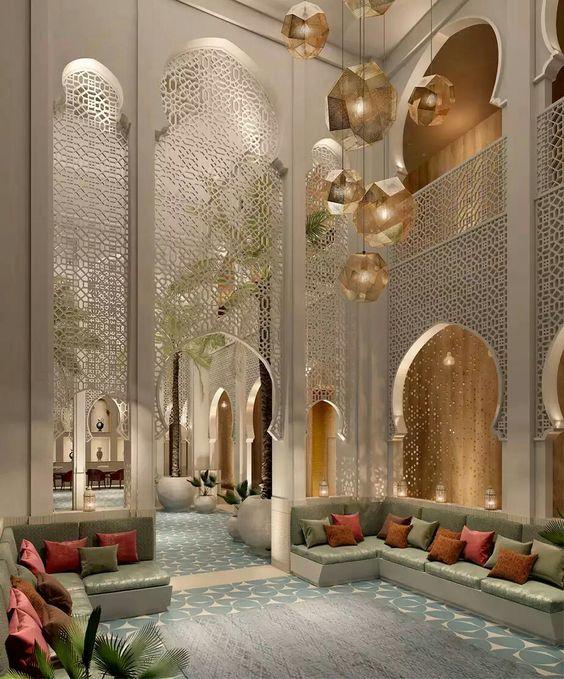 Images Des Salon Turk 2017 : Salons marocains de luxe déco