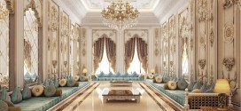 Salons Marocains 2017 de Luxe
