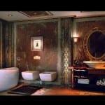 Sale de bain Marbre