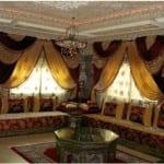 Salon Traditionnel Marocain