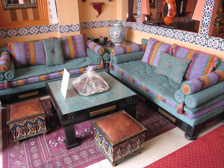 Salon Marocain 5