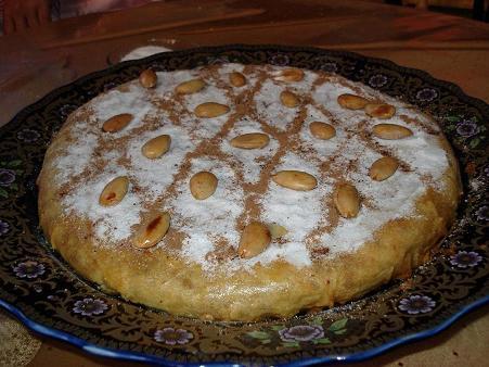 الطبخ المغربي من ايادي ام ماجد bastila-dajaj21.jpg
