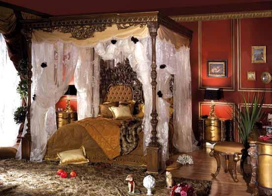 Chambre A Coucher Royale ~ Inspiration sur L\'intérieur et Les Meubles