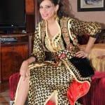 أزياء تقليدية: القفطان المغربي 1