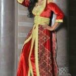 أزياء تقليدية: القفطان المغربي 4