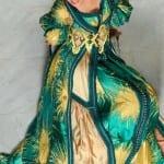 أزياء تقليدية: القفطان المغربي 11