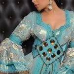 أزياء تقليدية: القفطان المغربي 8