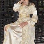 أزياء تقليدية: القفطان المغربي 7