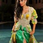 أزياء تقليدية: القفطان المغربي 5