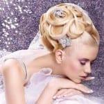 Chevelure mariée 1