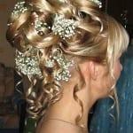 Chevelure mariée 10