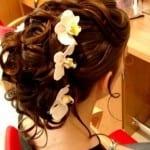 Chevelure mariée 4