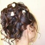 Chevelure mariée 9