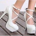 Collection 2012 - Chaussure de mariée 6