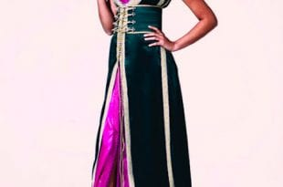 Collection Caftan 2012 8