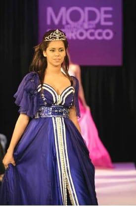 zahra yaagoubi caftan 2012