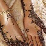 Henna Indien pour Mariées 1