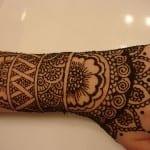 Henna Indien pour Mariées 4