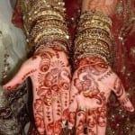 Henna Indien pour Mariées 6