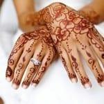 Henna Indien pour Mariées 7