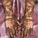 Henna Indien pour Mariées 8