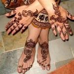 Henna Indien pour Mariées 9