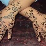 Henna Khalijya pour Mariées 3