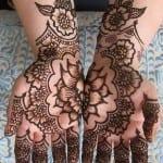Henna Khalijya pour Mariées 6