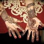Henna Khalijya pour Mariées 7