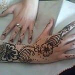 Henna Marocaine pour Mariées 1