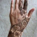 Henna Marocaine pour Mariées 6